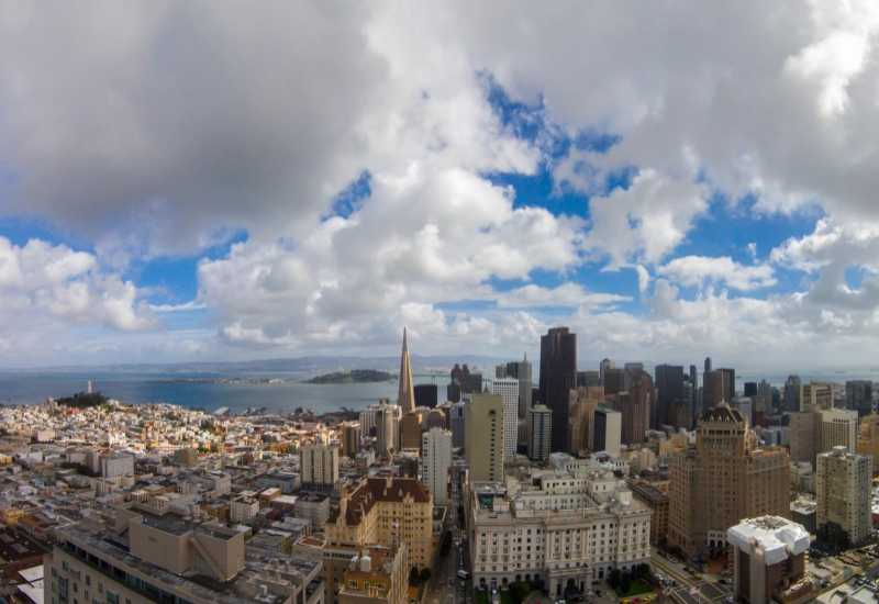 San Francisco-  The City by the Bay